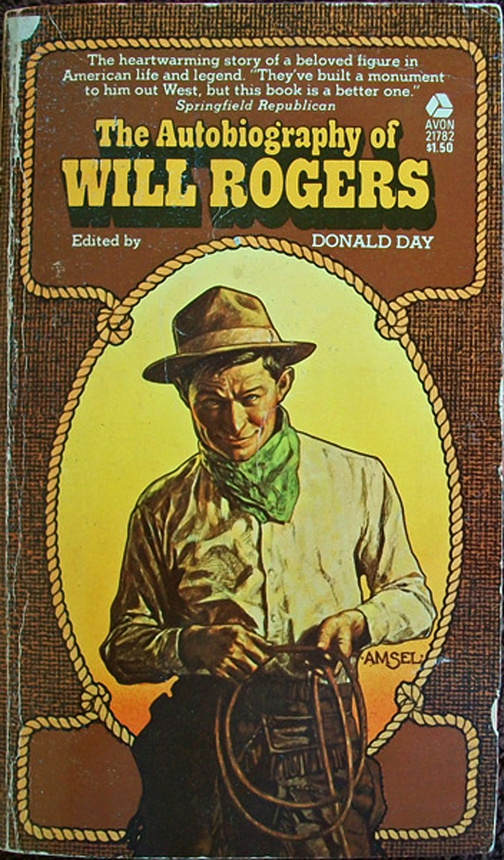 a biography of the life and times of will rogers Complete summary of ben yagoda's will rogers enotes plot summaries cover all will rogers: a biography summary devoting most of his time to developing his.